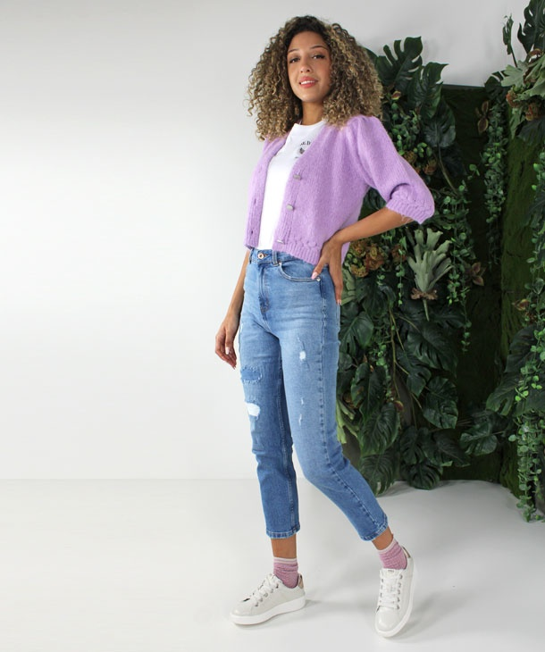 JEANS EMILY CON ROTTURE ONLY