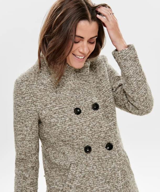 CAPPOTTO BOUCLE ONLY