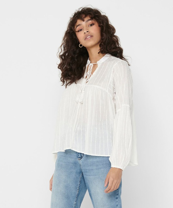 BLUSA CON NAPPINE ONLY