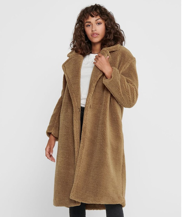 CAPPOTTO TEDDY ONLY