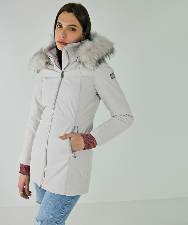 GIACCONE IN SOFTSHELL YES°ZEE