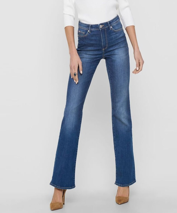 JEANS FLARED ONLY