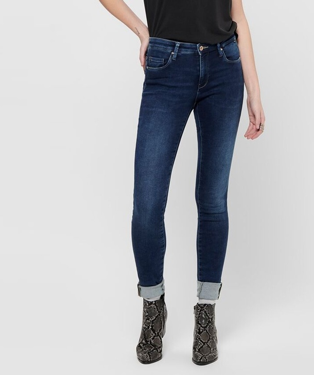 JEANS SKINNY BASIC ONLY