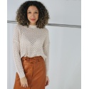 MAGLIONCINO TRICOT LUREX ONLY