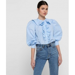 CAMICIA CON ROUCHES ONLY