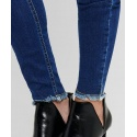 JEANS SKINNY BLUSH ONLY