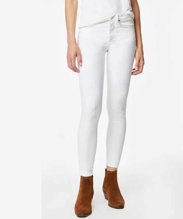 JEANS STAR G WH.BLING 0001 GAS