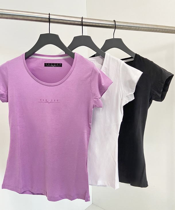 T-SHIRT ACTIVE GLAM YES.ZEE