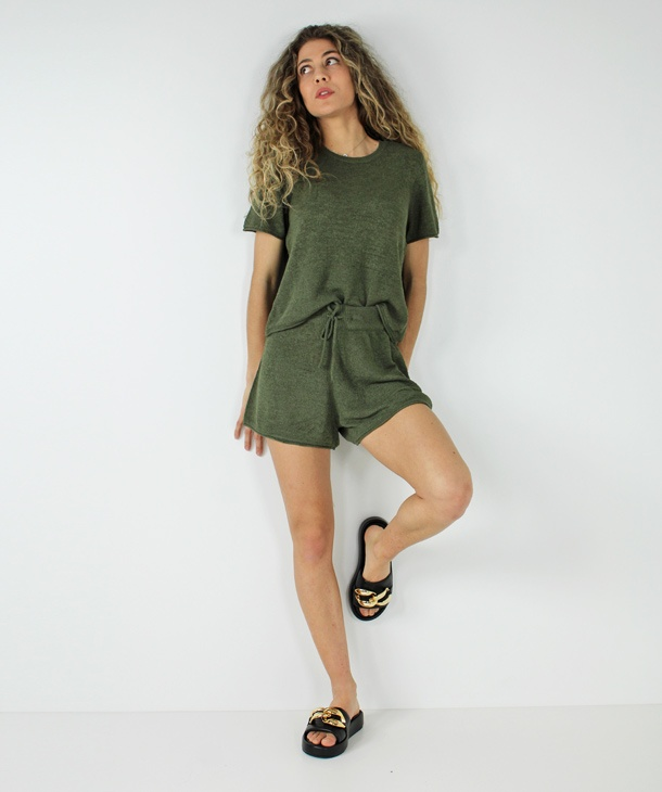 SHORTS IN MAGLIA ONLY